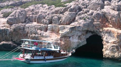 Пещера пиратов Кемер