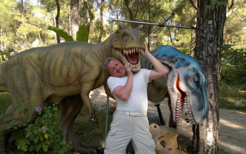 Парк динозавров Кемер