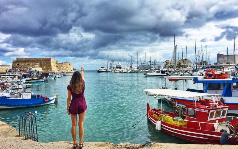 Ferry Kemer Cyprus