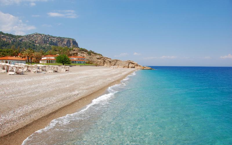 Kiris Turkey beach