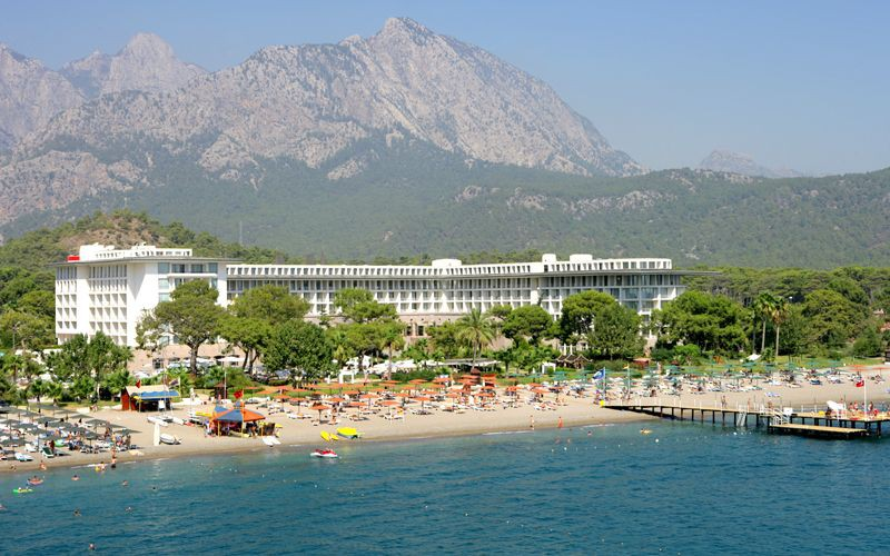 What is Kemer famous for