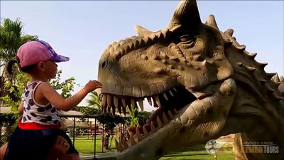 Excursion to Dinopark from Kemer