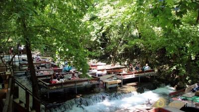Пикник и рыбалка Улупынар