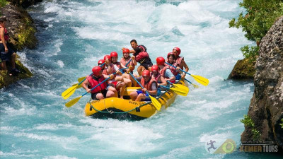 Rafting from Kemer
