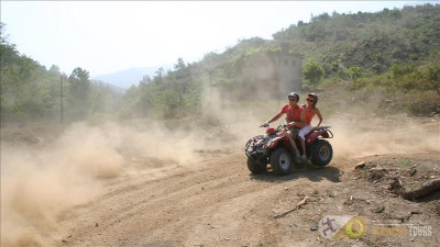Quad Bikes safari in Kemer