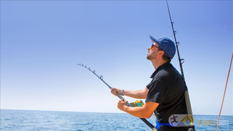Экскурсия морская рыбалка в Кемере