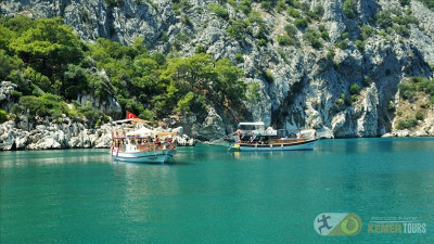 Excursion to island Sulu Ada  from Kemer