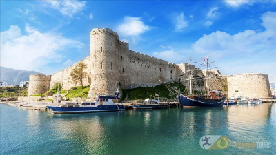 Excursion to Northern Cyprus from Kemer