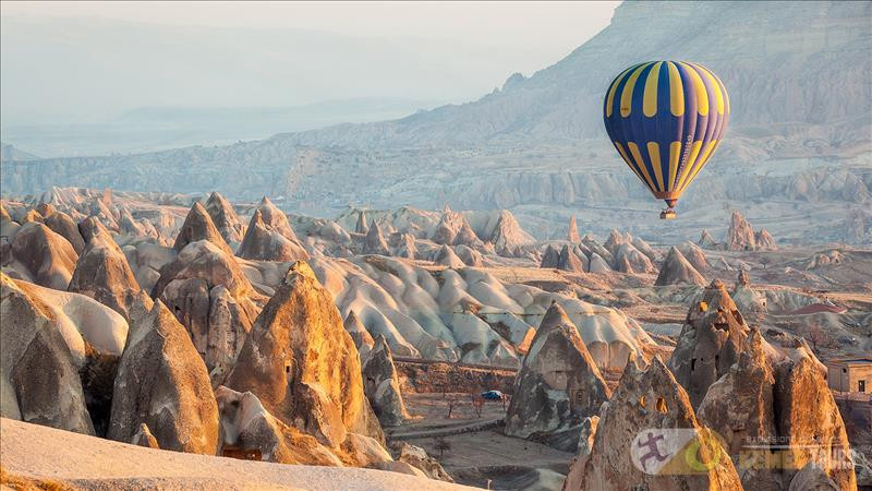 Tour to Cappadocia from Kemer 2 days