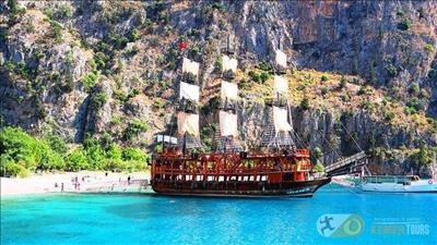 Kemer Boat Trip