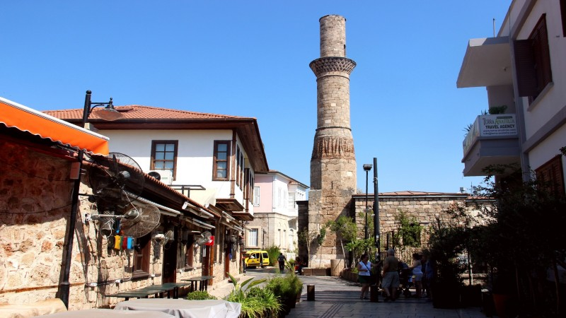 Обзорная экскурсия по Анталии из Кемера